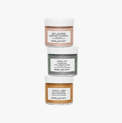 Model off Duty Beauty Mask Gift Set