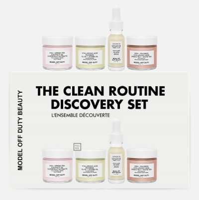 Clean Routine Skincare Gift Set