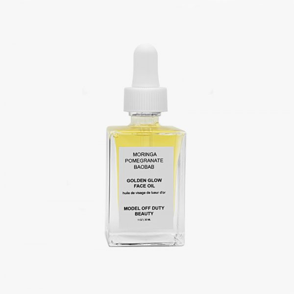 Golden Glow Face Oil