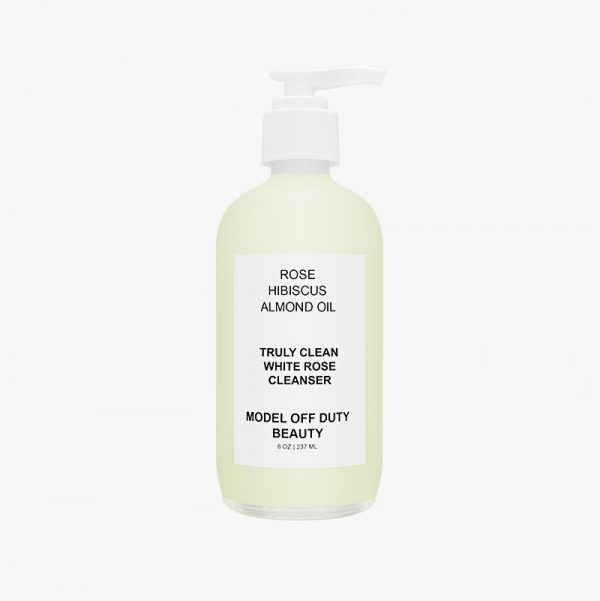 Truly Clean White Rose Cleanser