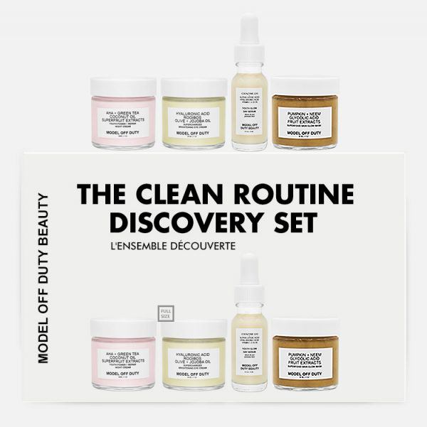 Clean Routine Discovery Set