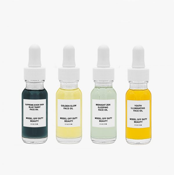 Clean Face Oil Discovery Set
